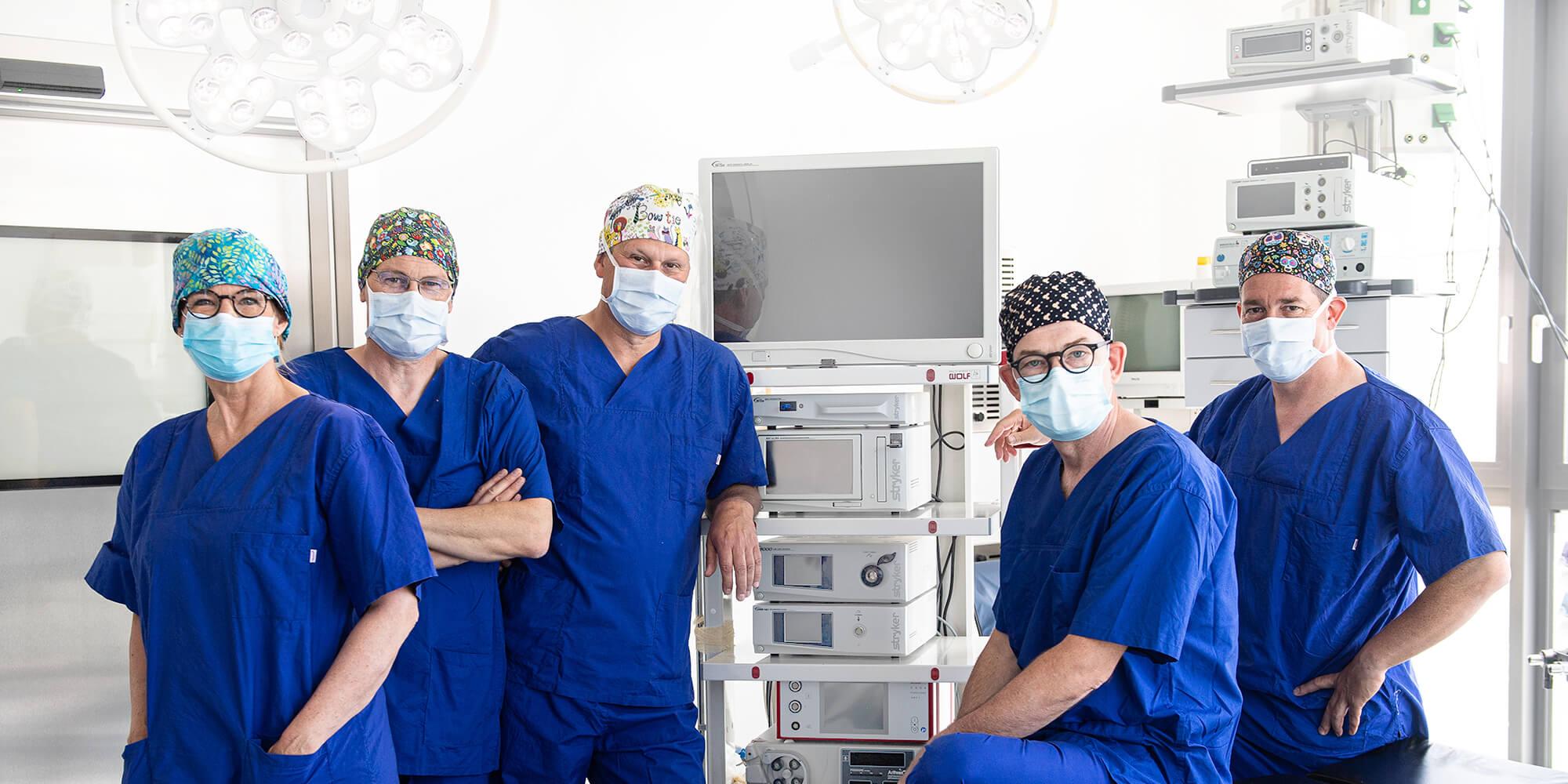 Chirurgie Maintaunus
